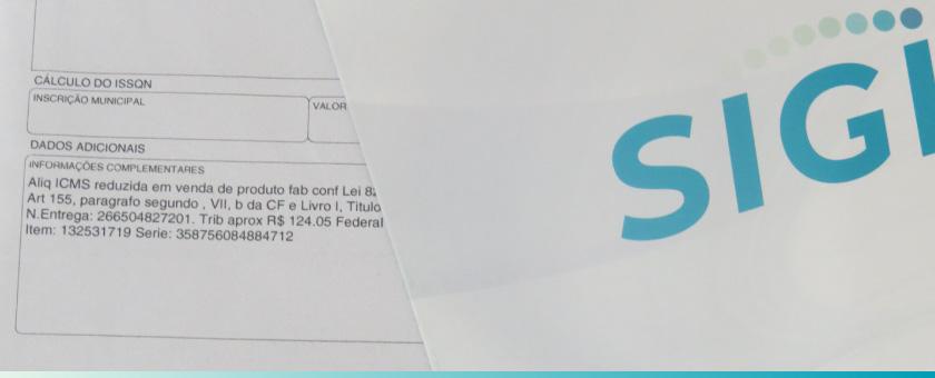 Lei do imposto na nota  você conhece?